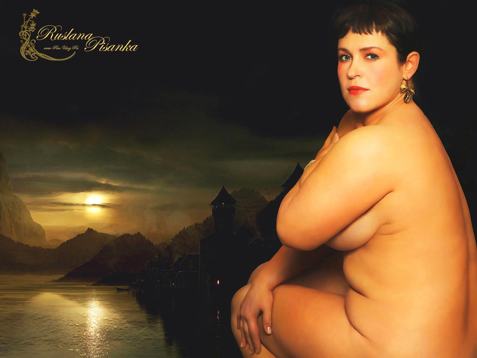 Руслана писанка в порно 5 фотография